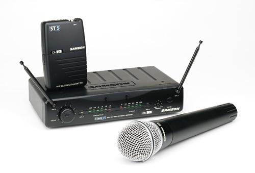 Радиосистема SAMSON SW55VSLM STAGE 55 w/LM10