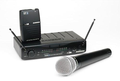 Радиосистема SAMSON SW55VSHQ7 STAGE 55 w/Q7