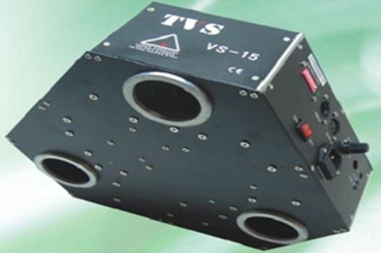Лучевой лазер TVS VS-15S RGB Beam Laser 350mw