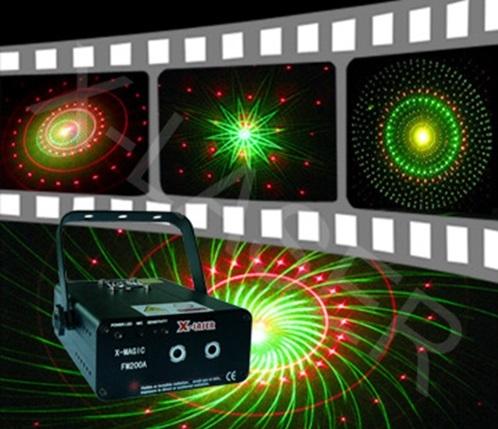 Лазер X-Laser X-MAGIC 234 RG fireworks laser light