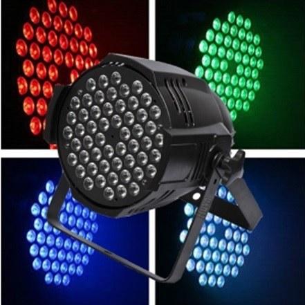 Пар светодиодный LT-54-3 54*3W RGBW LED PAR LIGHT