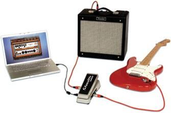 Аудиоинтерфейс/контроллер IK MULTIMEDIA STEALTH PEDAL CS