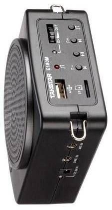 Портативное устройство усиления речи TAKSTAR Black E180М
