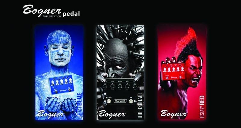 Гитарные усилители BOGNER!
