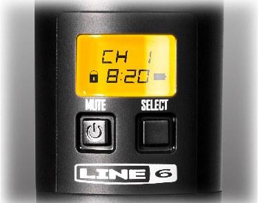 Радиосистема LINE6 XD-V75