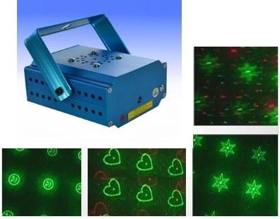 Лазер заливочный LT-25-4 RG Mini Laser 150mW