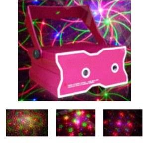 Заливочный лазер Dj Lights Mini 01GRB