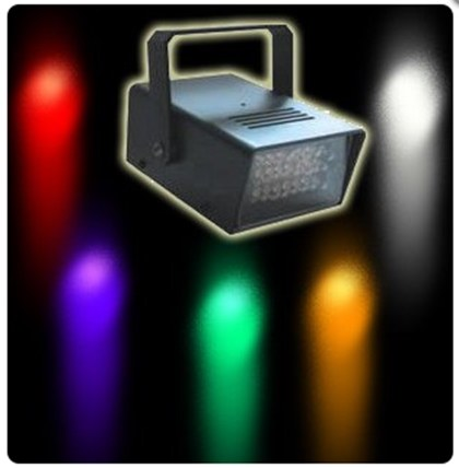 Стробоскоп LED LT-16 LED STROBE Color