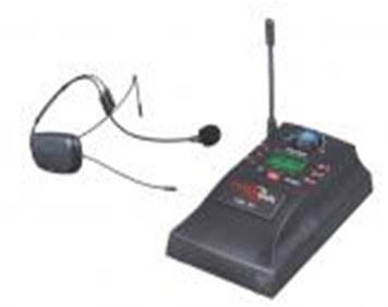 Наголовная радиосистема Dj Lights MGH-500