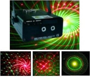 Лазер Dj Lights 02 RG