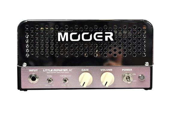 Гитарный усилитель MOOER Little Monster AC