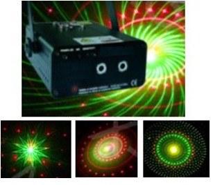 Лазер Dj Lights 01 RG