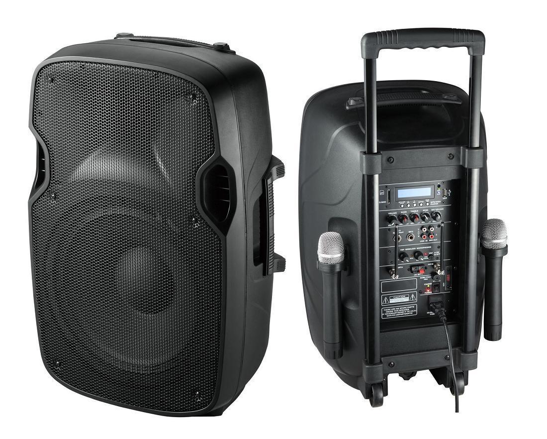 Активная акустическая система Dj Lights PEN 12 AWB