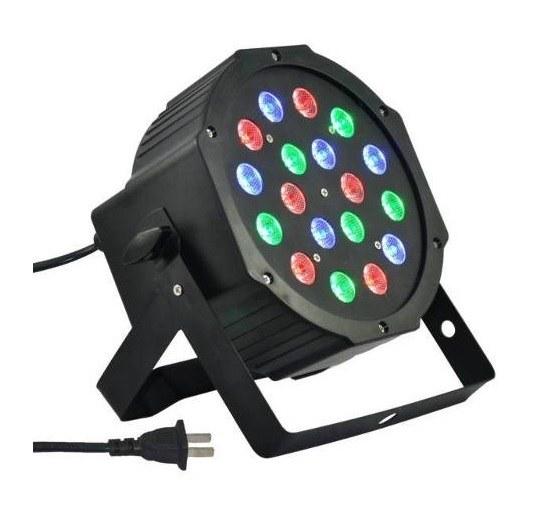 Пар светодиодный LT-18-3 18*3W RGB LED PAR LIGHT