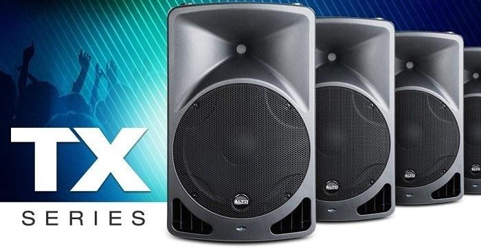 Активная акустическая система ALTO PROFESSIONAL TX8