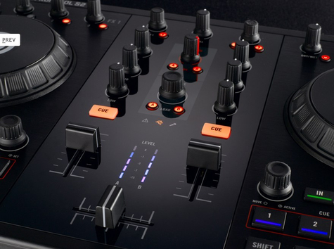DJ Контроллер Native Instruments TRAKTOR KONTROL S2 - 30774 за 0 грн.