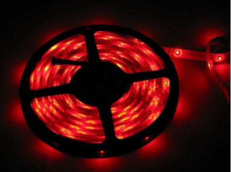 Гибкая светодиодная лента SMD5050 Fiber optic L 86 (red,yellow , blue, green or white) - 69120 за 0 грн.