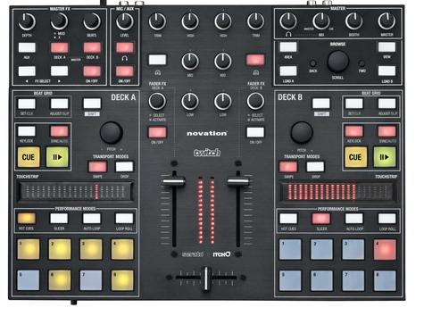 DJ контроллер NOVATION TWITCH - 74718 за 0 грн.