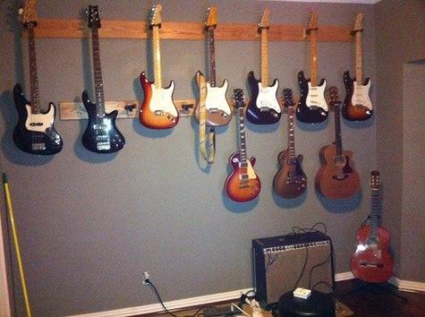 Настенный крючок для гитары HERCULES GSP38WB - 116913 за 383 грн.