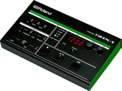 Мультиформатный синхронизатор ROLAND SBX1 - 118459 за 14049 грн.