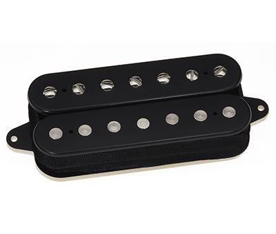 Звукосниматель для гитары ILLUMINATOR 7 BRIDGE (BLACK) DIMARZIO DP757FBK
