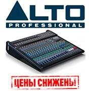 АКЦИЯ: Скидка 25 % на звуковое оборудование ALTO PROFESSIONAL !