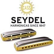 Новое поступление: губные гармошки и пианики SEYDEL (Германия)!