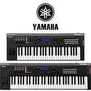 Громкие новинки Yamaha - синтезаторы MX49 и MX61