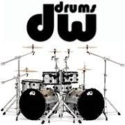 Новое поступление: DW (DRUM WORKSHOP)!