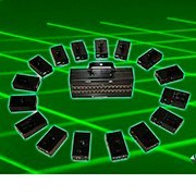 Новая поставка светового оборудования, лазерных шоу систем и спецэффектов!