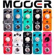 Новое поступление: Гитарные эффекты MOOER!