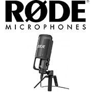 Новое поступление микрофонов и  микрофонных аксессуаров от производителя RODE!