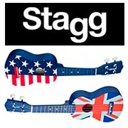Новинки - укулеле Stagg