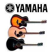Гитарные новости от Yamaha