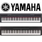 Цифровые фортепиано Yamaha Р-35 и Р-105.