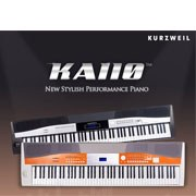 Новинка! Компактное цифровое пианино Kurzweil KA-110