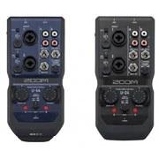 Новые бюджетные USB аудиоинтерфейсы от ZOOM