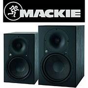 Новые студийные мониторы Mackie XR624 и XR824!