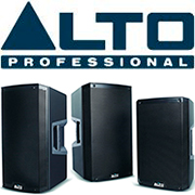 Новая поставка звукового оборудования Alto Professional!