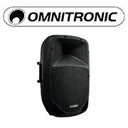 Недорогие акустические системы Omnitronic!