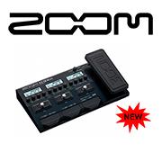 Новая поставка звукового оборудования Zoom!