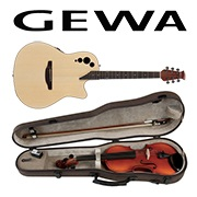 НОВИНКИ: Музыкальные инструменты и аксессуары GEWA!