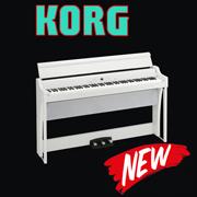 KORG G-1 - компактность и элегантность дизайна!