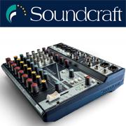 Новые микшерные пульты Soundcraft Notepad!