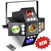 Новинки светового оборудования STLS!