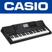 Ультра бюджетная серия клавиш от CASIO!