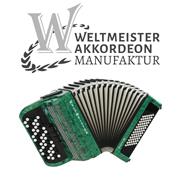 Новинки: аккордеоны и баяны Weltmeister!