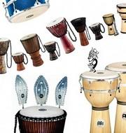 Дарбуки, джембе, думбеки или как создать рецептуальную музыку?
