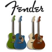 Новые модели гитар, новые цвета и пляжный стиль от Fender 2018!