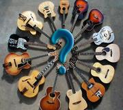 Как выбрать свою первую гитару?